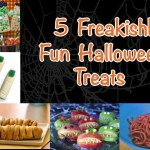 5 Freakishly Fun Halloween Treats for Kids