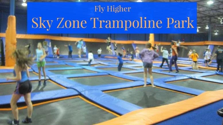 Sky Zone Atlanta Indoor Trampoline Park
