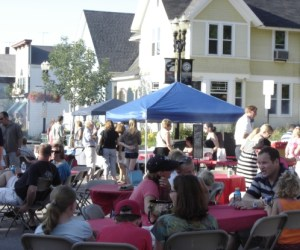 Summer Block Party on South Cook Street