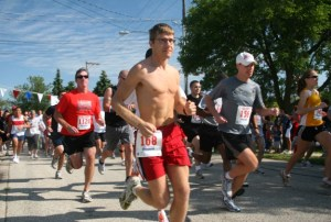 9.11 Mile Run to Commemorate the Anniversary of the September Eleventh Attacks