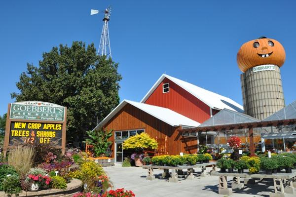 Fall Festival at Goebbert's Farm Market