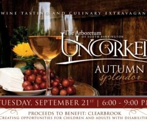 """173.  """"Uncorked"""" Wine Tasting at the Arboretum"""