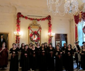 266.  Be Invited to Sing at The White House