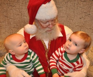 268.  Have a Seat with Santa on Christmas Eve