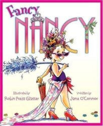 Fancy Nancy Mother Daughter Tea