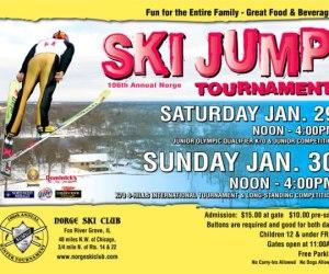 302.  106th Annual Norge Ski Jump Tournament