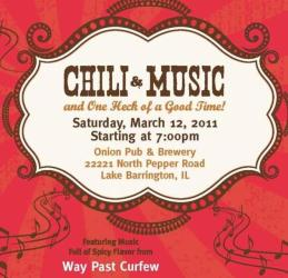 Support Barrington Schools at the 2011 Chili and Music Fest