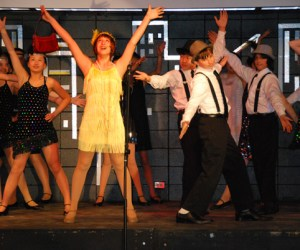 """5. """"Thoroughly Modern Millie"""" at Prairie Middle School"""