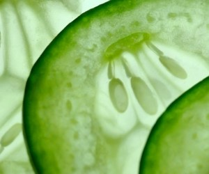 Post - Cucumber Slices