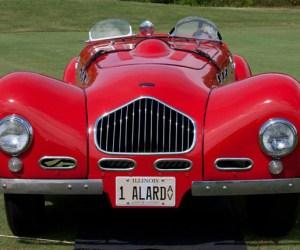 198. Concours D'Elegance Rare Car Rally, Show & Gala
