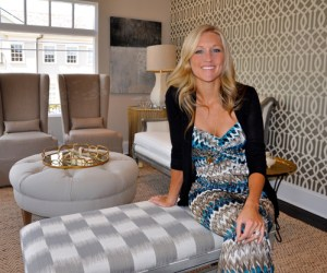 Kate Marker in Her New Barrington Interior Design Showroom