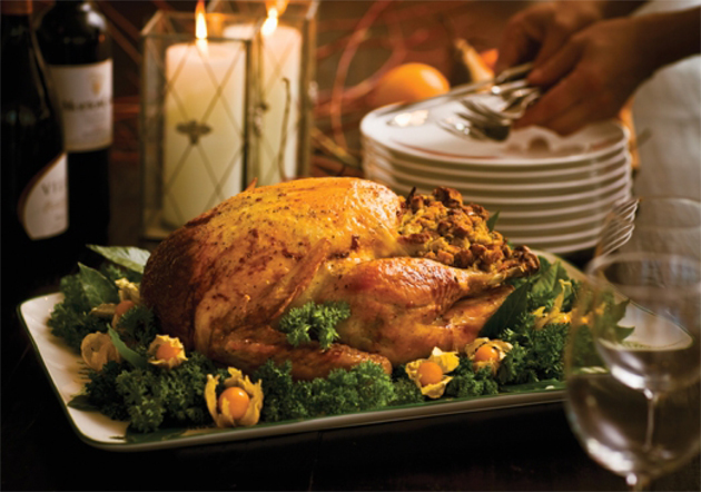 Let Heinen's Prepare Your Thanksgiving Dinner