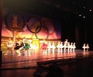 Bataille Academie 2013 Spring Recital Dress Rehearsal