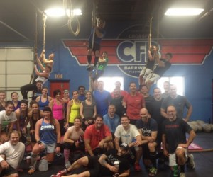 CrossFit Barrington - Photographed by Julie Linnekin