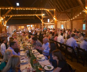 251. Guests Rave About Smart Farm's First Farm to Table Dinner