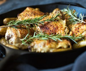 251. Heinen's 4PM Panic: Honey Mustard & Rosemary Chicken