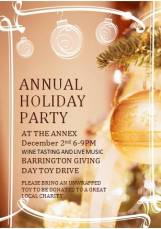 Barrington Giving Day Annual Holiday Party @ The Annex | Barrington | Illinois | United States