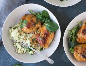 Heinen's 4PM Panic - Apricot Chicken with Cauliflower Rice - 8 - Featured