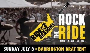 Rock the Ride Family Music Festival - 1
