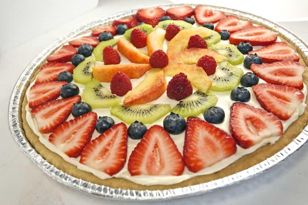 #123 - Fruit Pizza