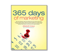 365 days of marketing by Elizabeth Kraus