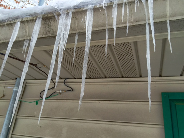 Monster Icicles #1