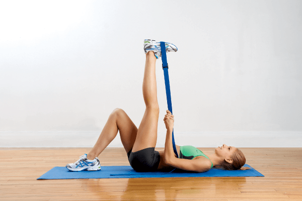 7 Essential Stretching Exercises For Runners Rope Stretch