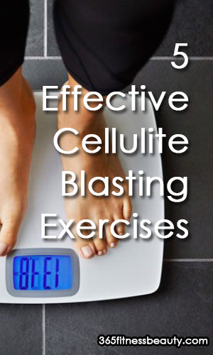 5 Most Effective Cellulite Blasting Exercises Share