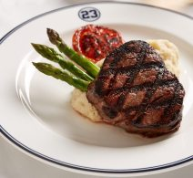 Monica DiNatale 365 Guide New york City NYC NYY Steak