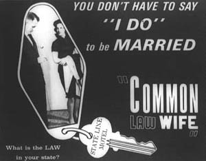 Still from Common Law Wife (1963)