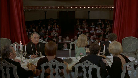 Still from Discreet Charm of the Bourgeoisie (1972)