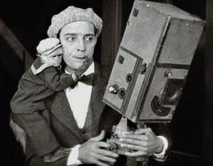 Still from The Cameraman (1928)