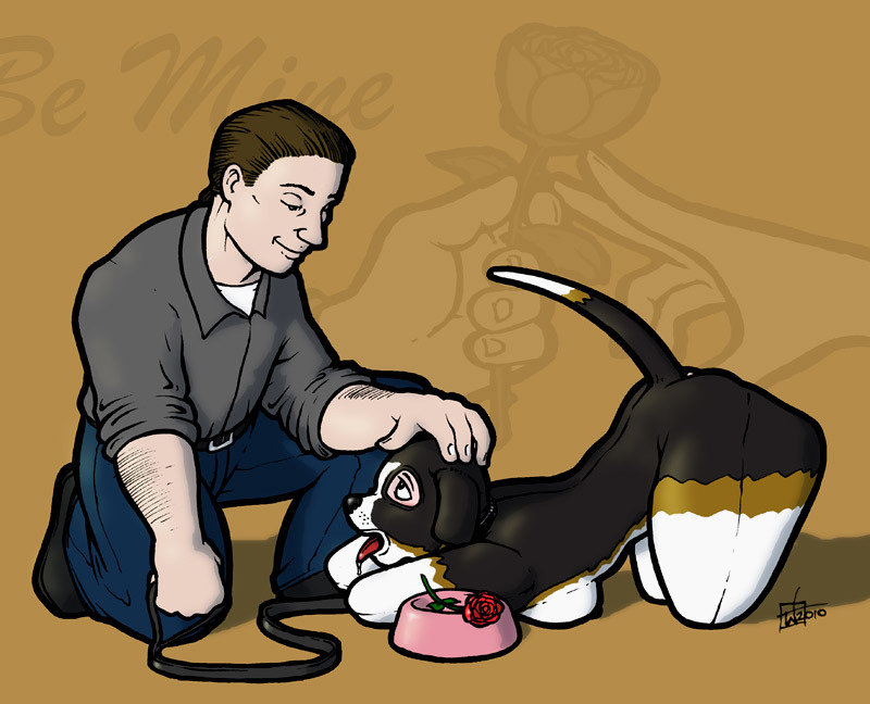 pet play food