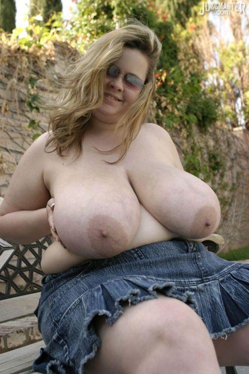 Monster floppy tits