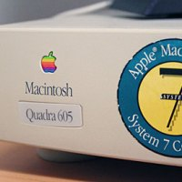 From The Vault: Macintosh Quadra 605