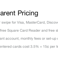 Square Card Reader app gets new icon and now accepts Discover Card.