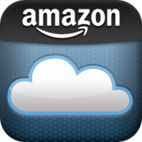 Amazon Cloud Drive Desktop App.