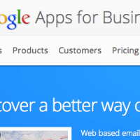 Google Apps for Business no longer offers new free account