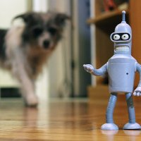 Futurama is back! Bender, watch your back!