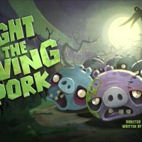Angry Birds Toons: Night Of The Living Pork