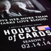 House of Cards Season 2, February 14, 2014