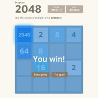2048 Dropbox Edition