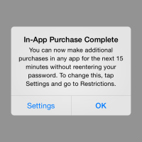iOS 7.1: 15-Minute Shopping Spree