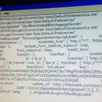 Malware, Malware and more Malware.