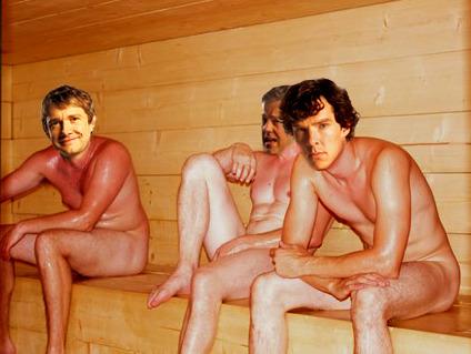 finland sauna party