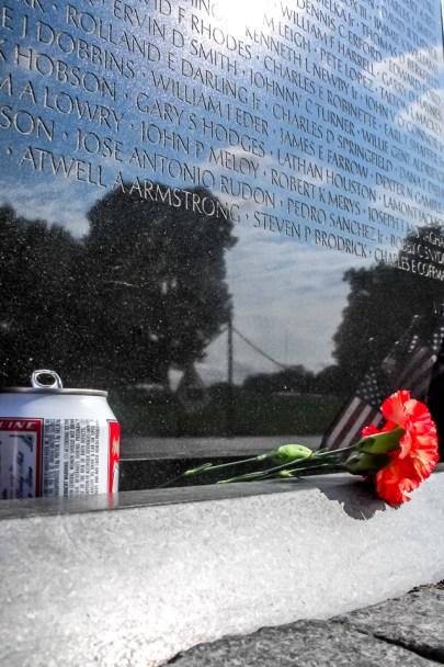 Vietnam War Memorial, Washington DC