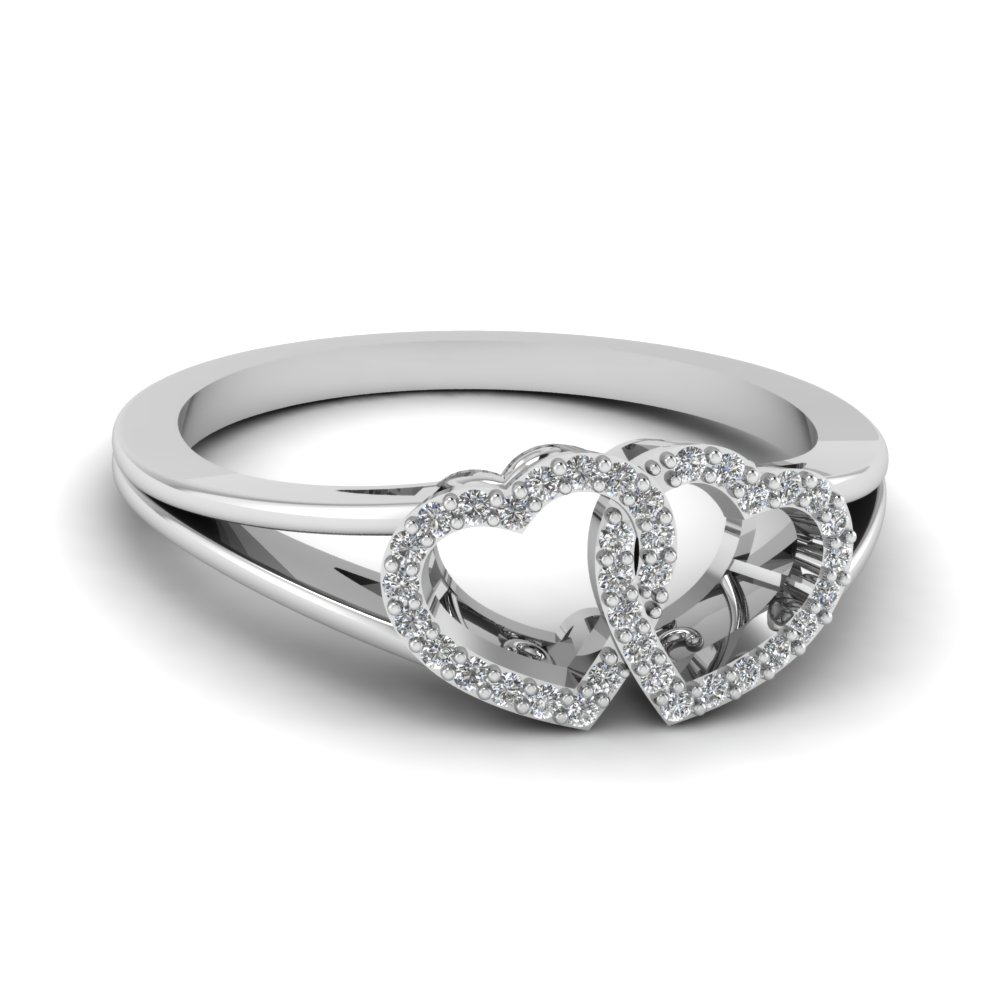 Staggering Couples Amazon Promise Rings Interlinked Heart Ring Are Promise Rings Step To Your Happily Ever Promise Rings Couples Cheap wedding rings Promise Rings For Couples