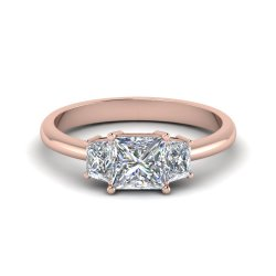 Small Of Princess Cut Diamond