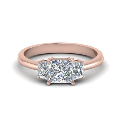 Medium Of Princess Cut Diamond