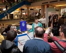 VITUS 3D-Bodyscanner sorgt für starken Besucherandrang